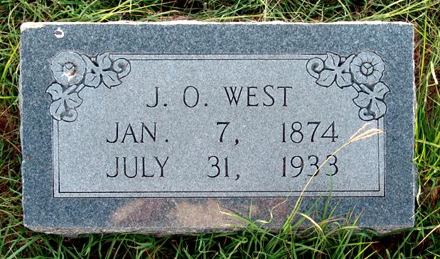 James Oliver West