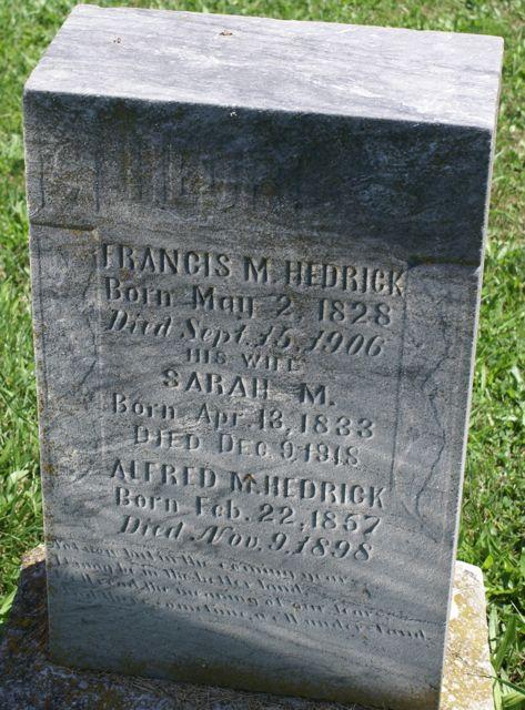 Alfred Myers Bud Hedrick