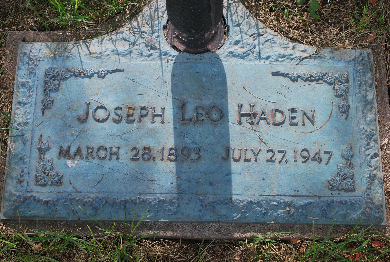 Joseph Leo Haden