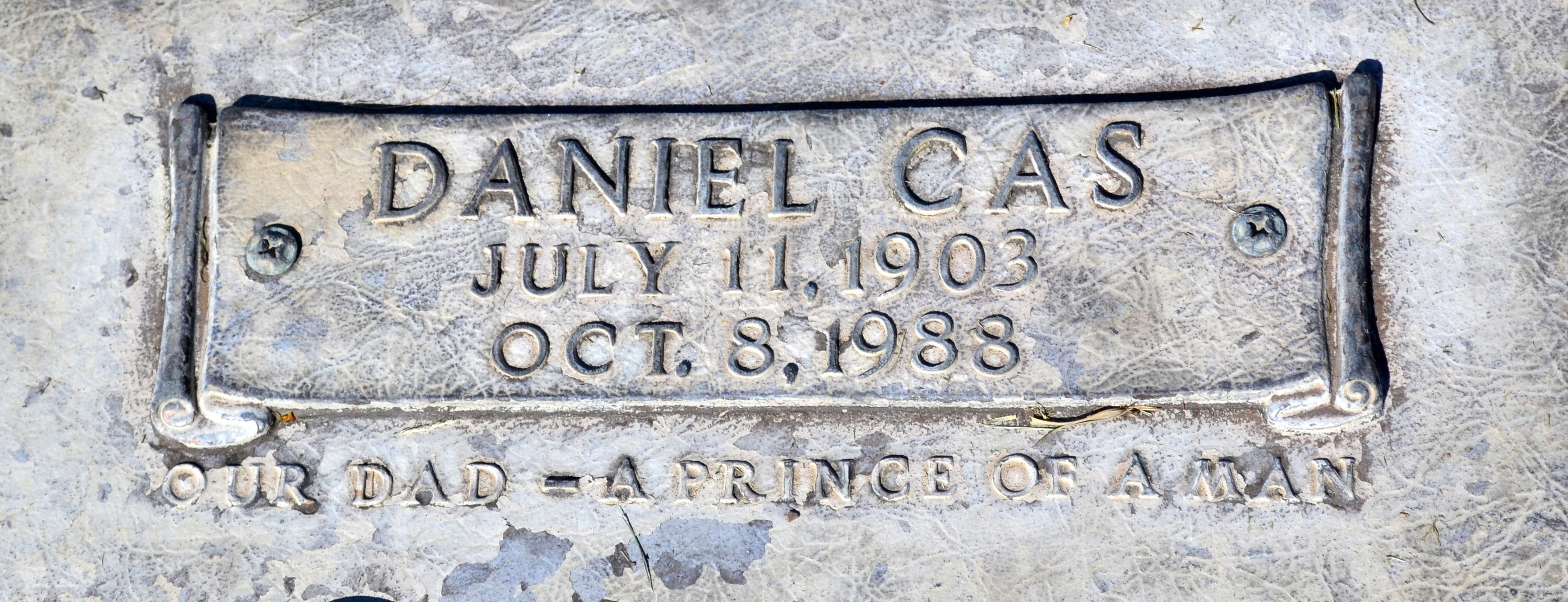 Daniel Cas Adams