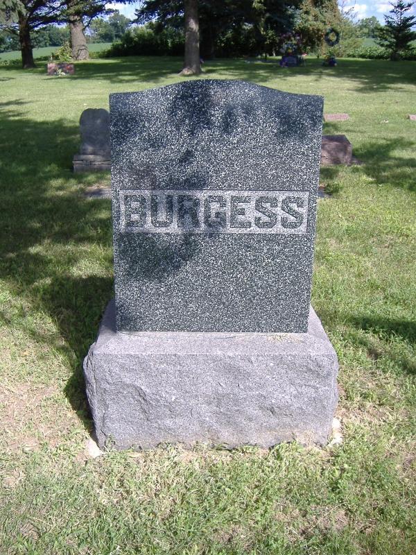 Abbie Julia <i>Bossuot</i> Burgess