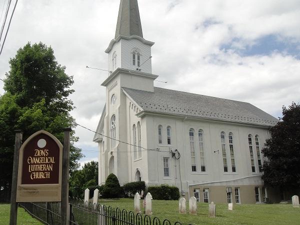 Zions Evangelical Lutheran Church Cemetery