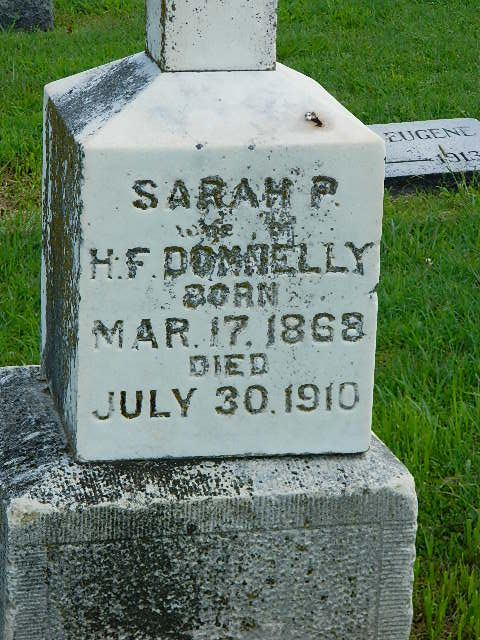 Sarah P. <i>Kates</i> Donnelly
