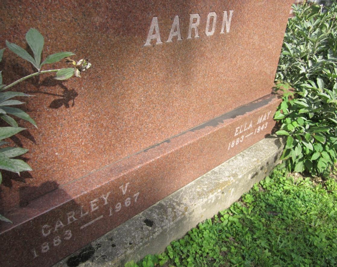 Carley Vernon Aaron