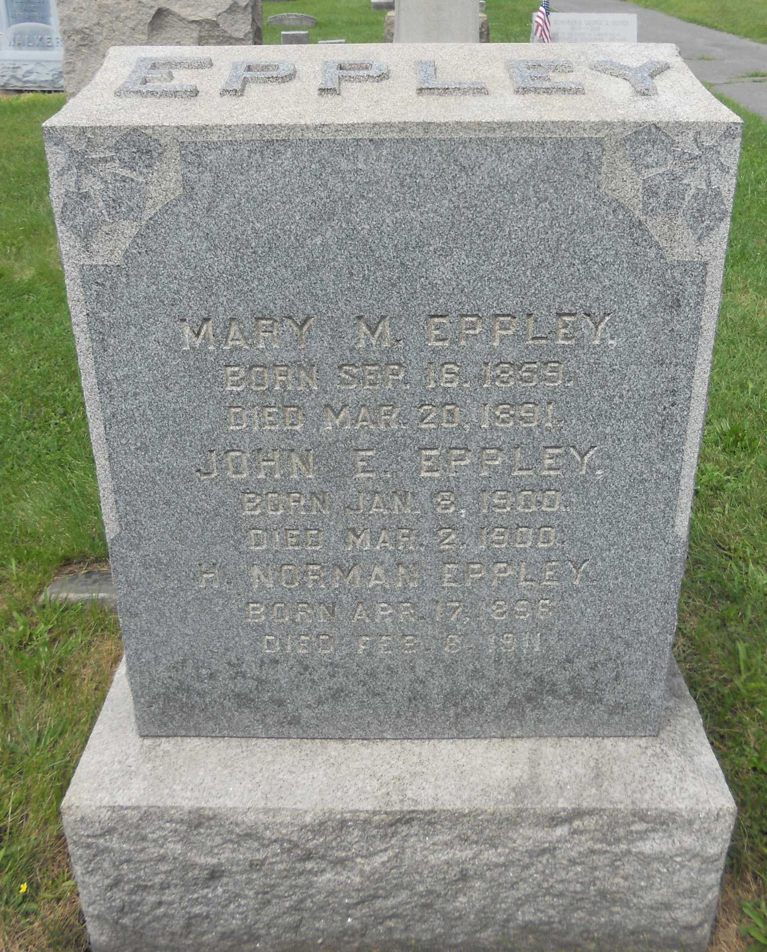 Harry Norman Norman Eppley