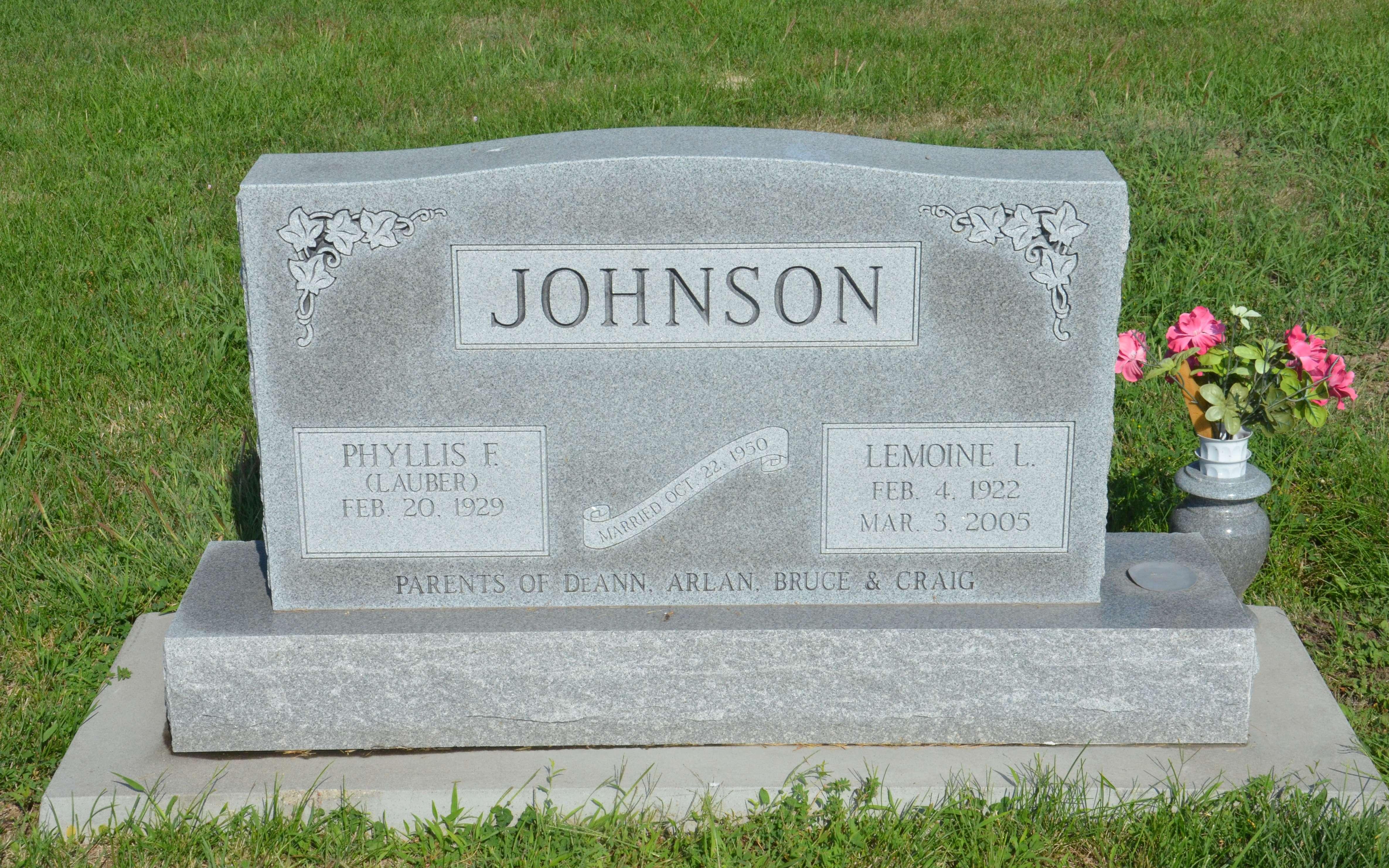 Lemoine L. Johnson