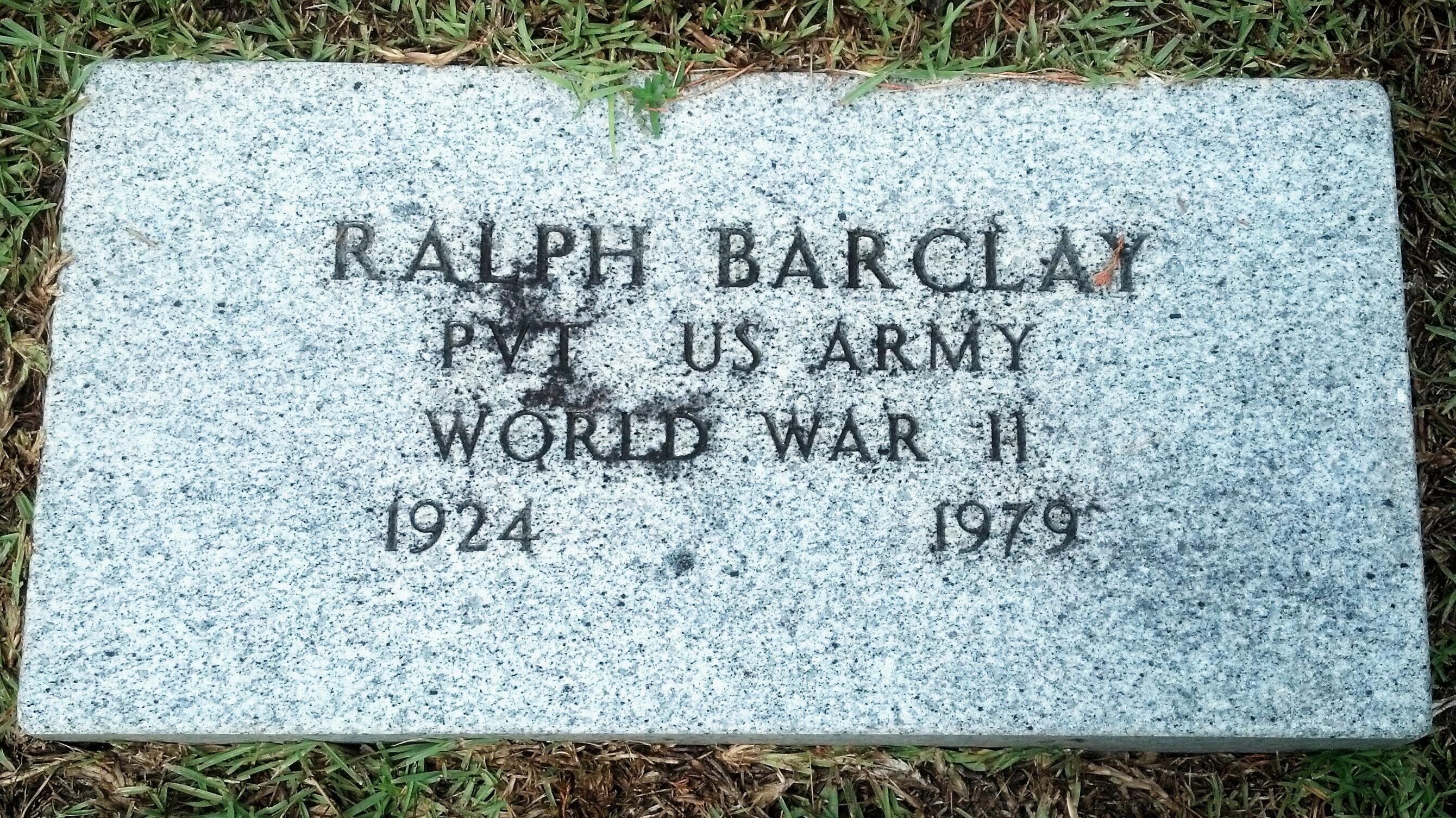 Ralph Barclay