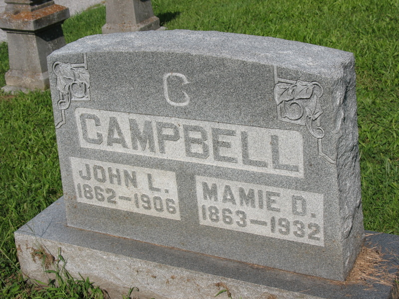 Mamie D Campbell