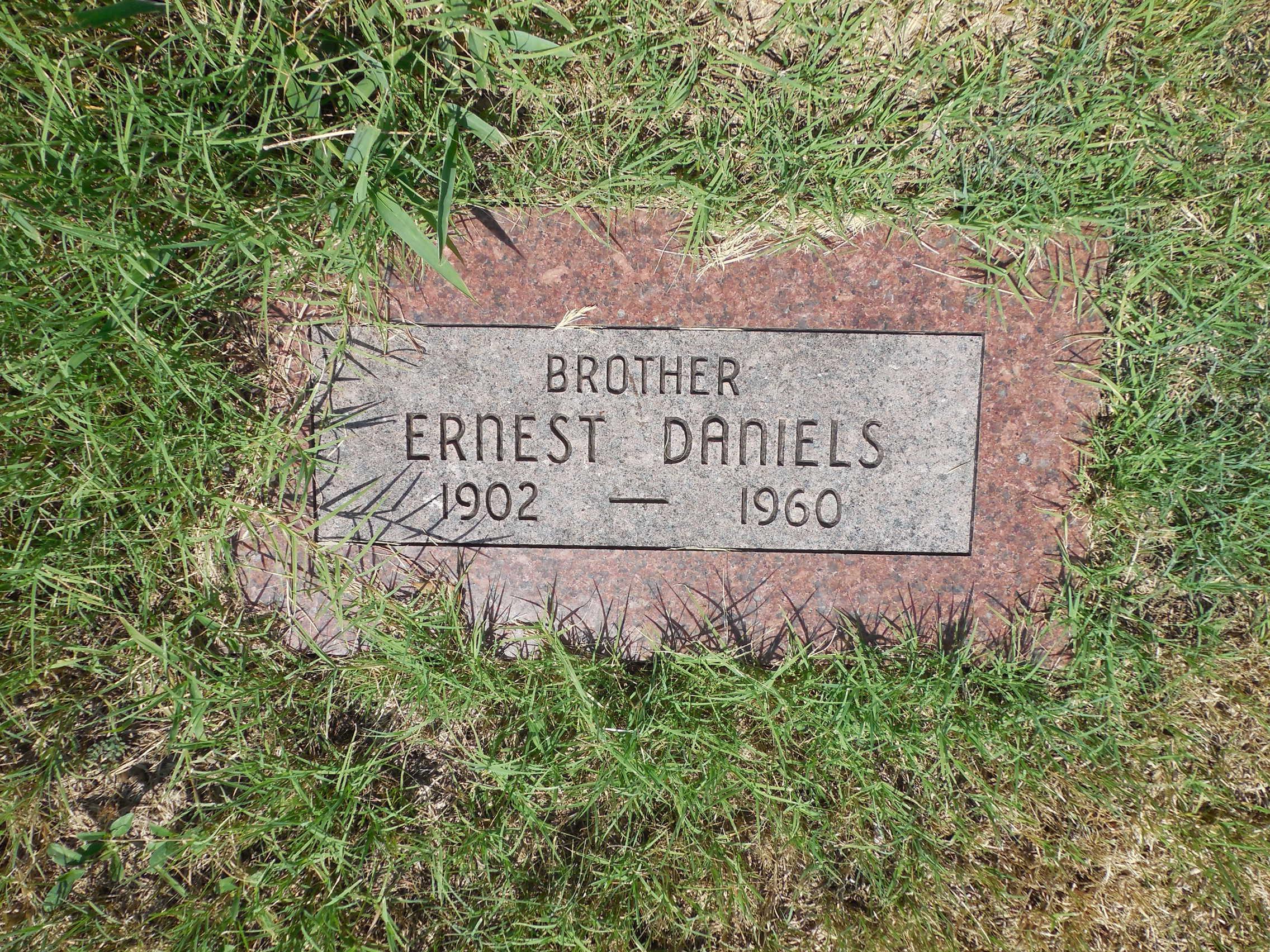 Ernest Daniels