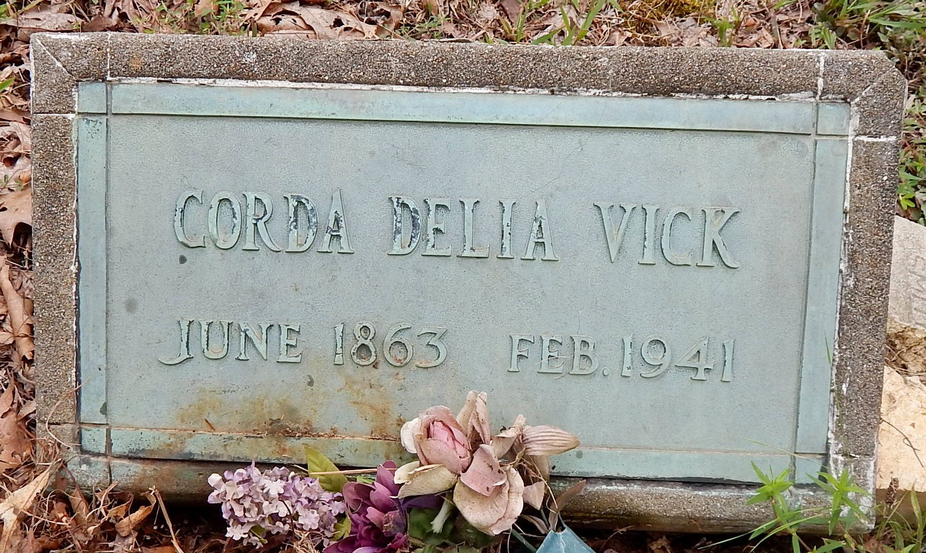 Cordelia Belle Delia <i>Penrod</i> Vick