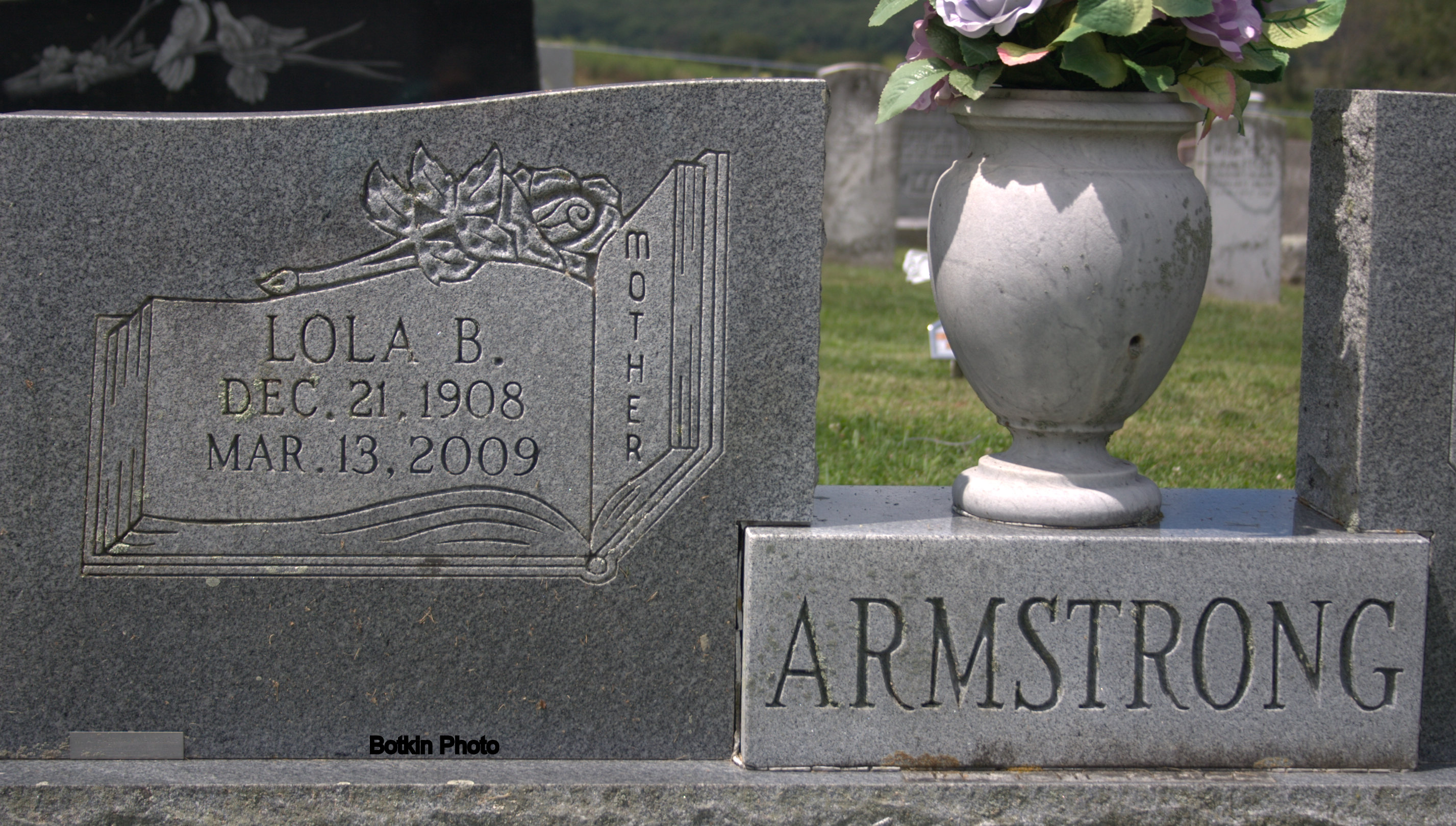Lola Bell <i>Botkin</i> Armstrong
