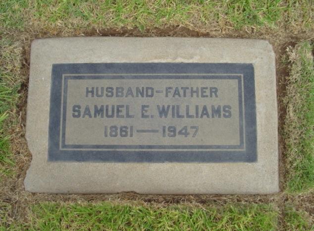 Samuel Edward Williams