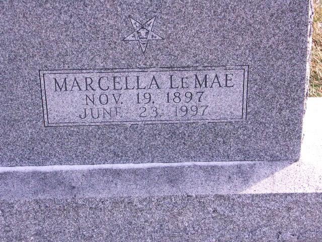 Marcella LeMae <i>Birch</i> Toth