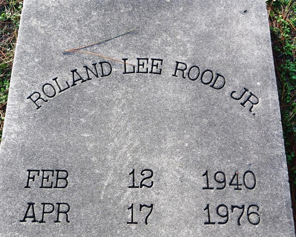Roland Lee Rood, Jr
