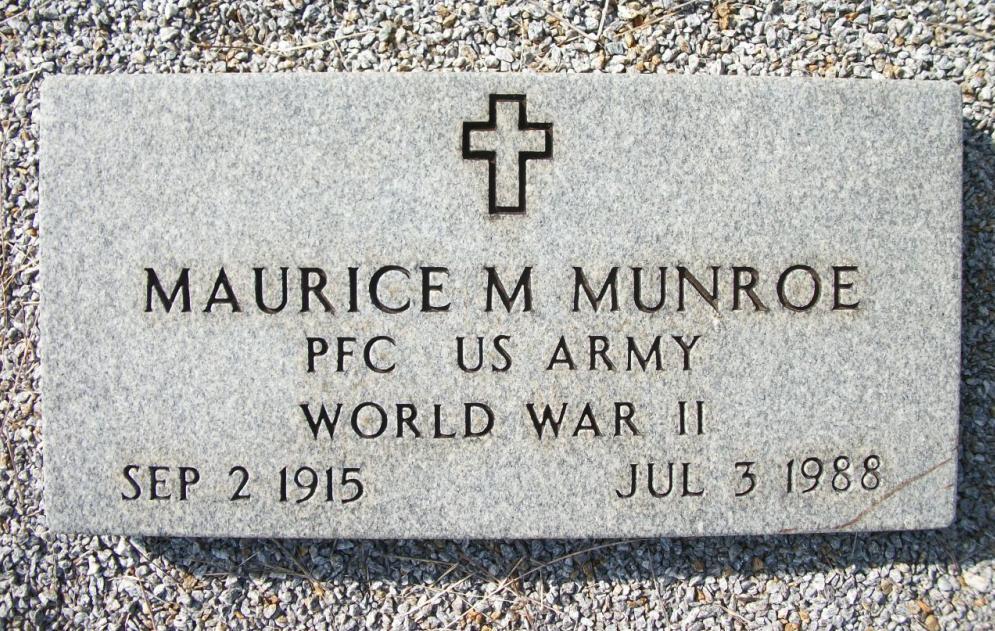 Maurice Munroe