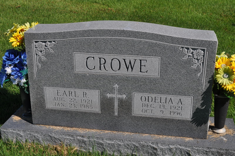 Earl Crowe