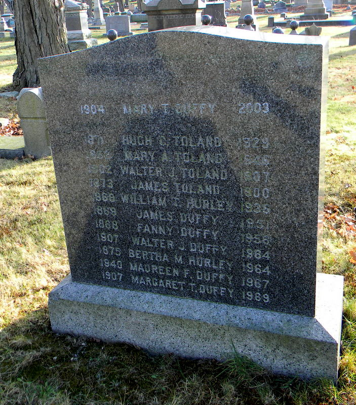 Bertha Mary <i>Kelly</i> Hurley