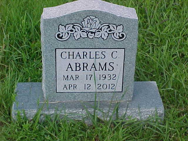 Charles Clint Abrams