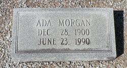 Ada <i>Hargraves</i> Morgan
