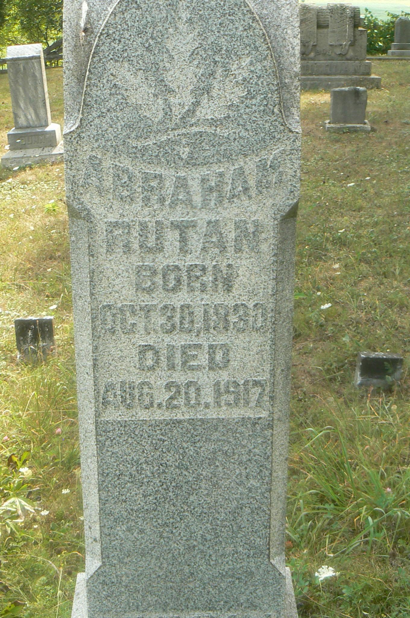 Abraham Rutan
