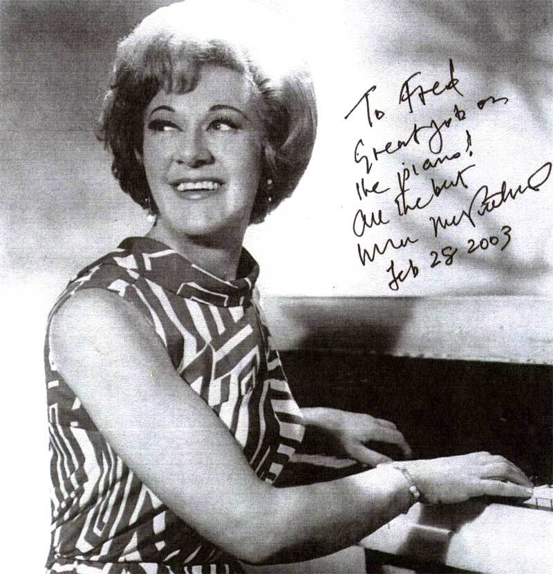 Marian Margaret <i>Turner</i> McPartland