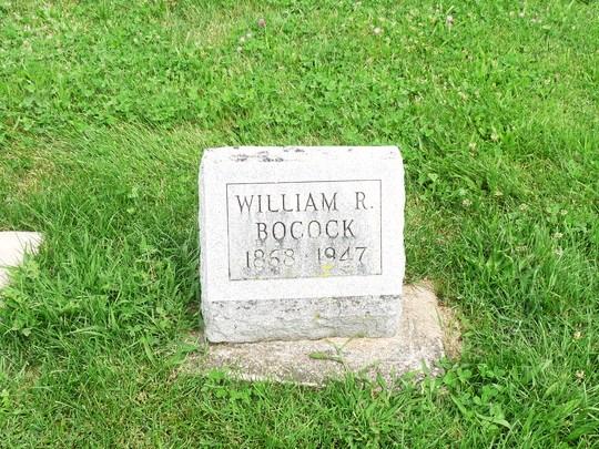 William R Bocock