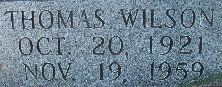 Thomas Wilson Beaman