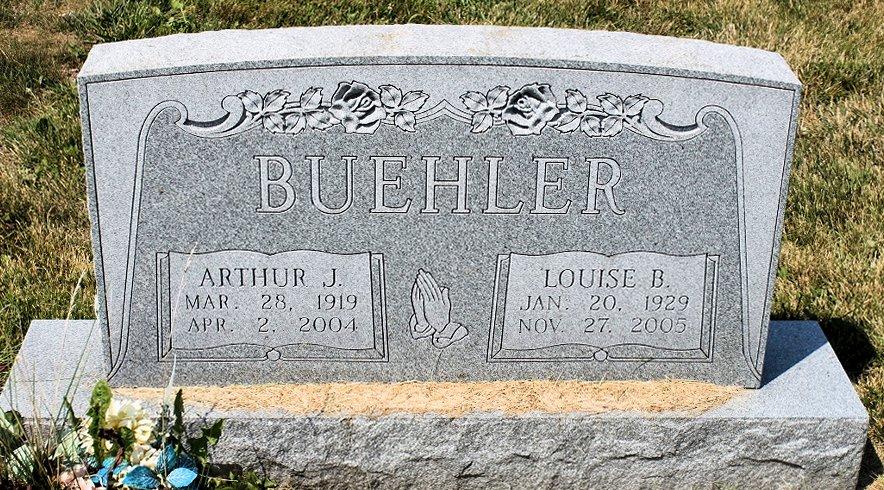 Louise <i>Schomaker</i> Buehler