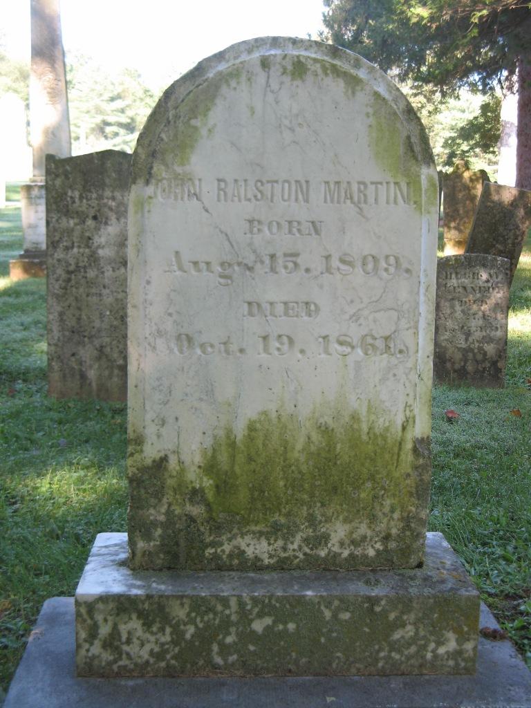 John Ralston Martin