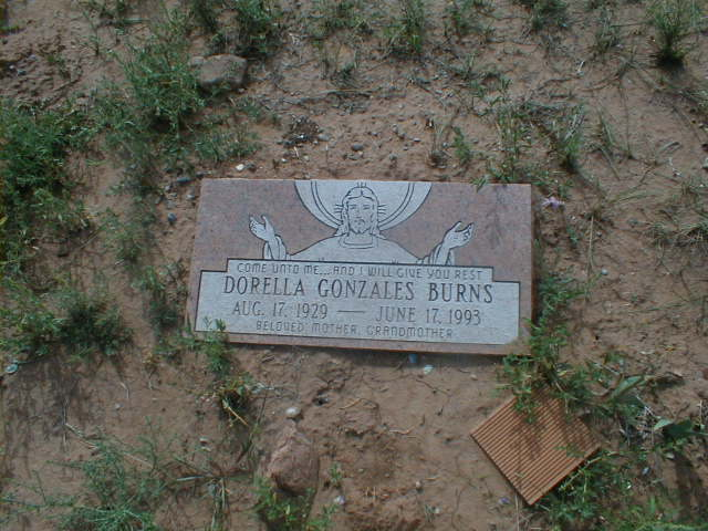 Dorella <i>Gonzales</i> Burns
