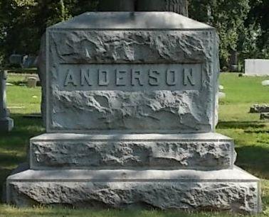 Melissa Mary <i>Mumma</i> Anderson