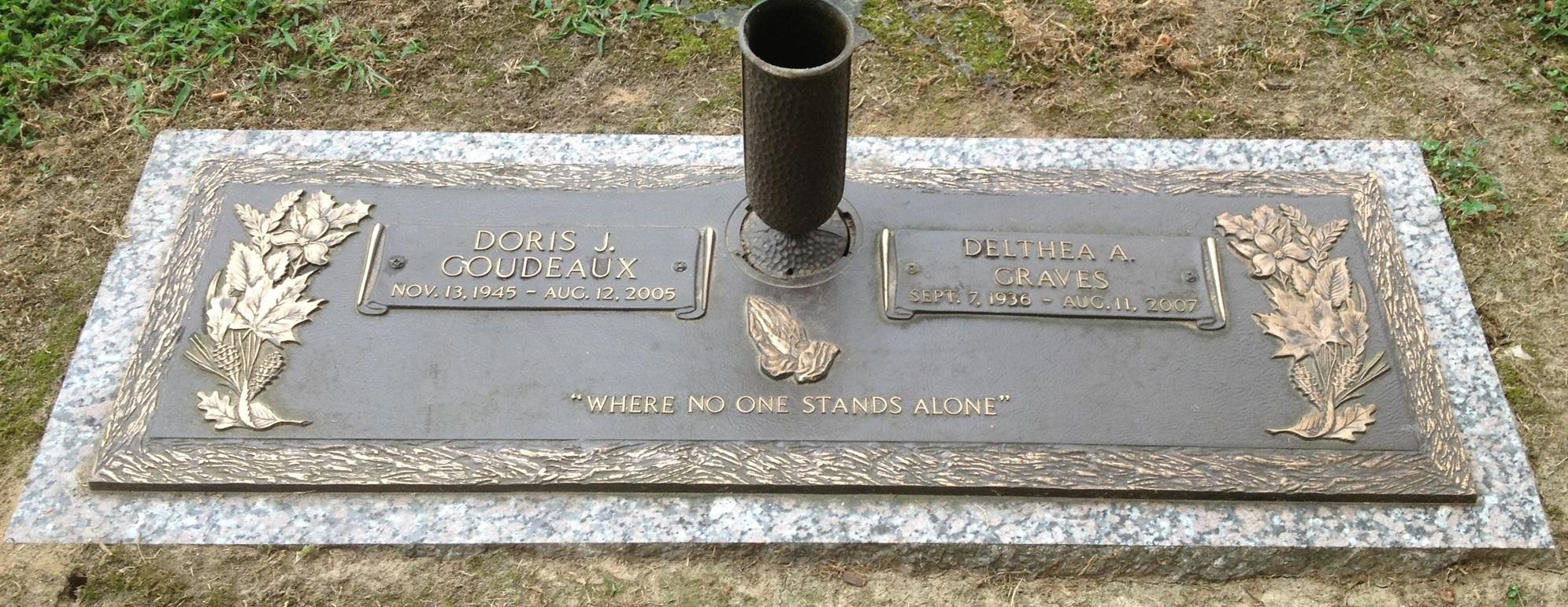 Delthea Ann <i>Ammons</i> Graves