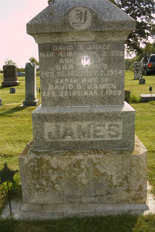 Ann <i>Rees</i> James