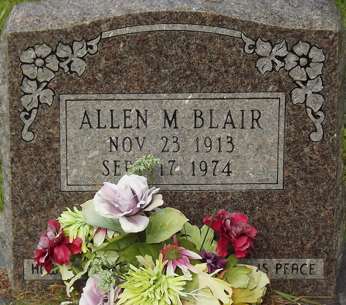 Allen Moore Blair