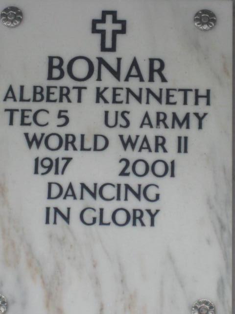 Albert Kenneth Bonar