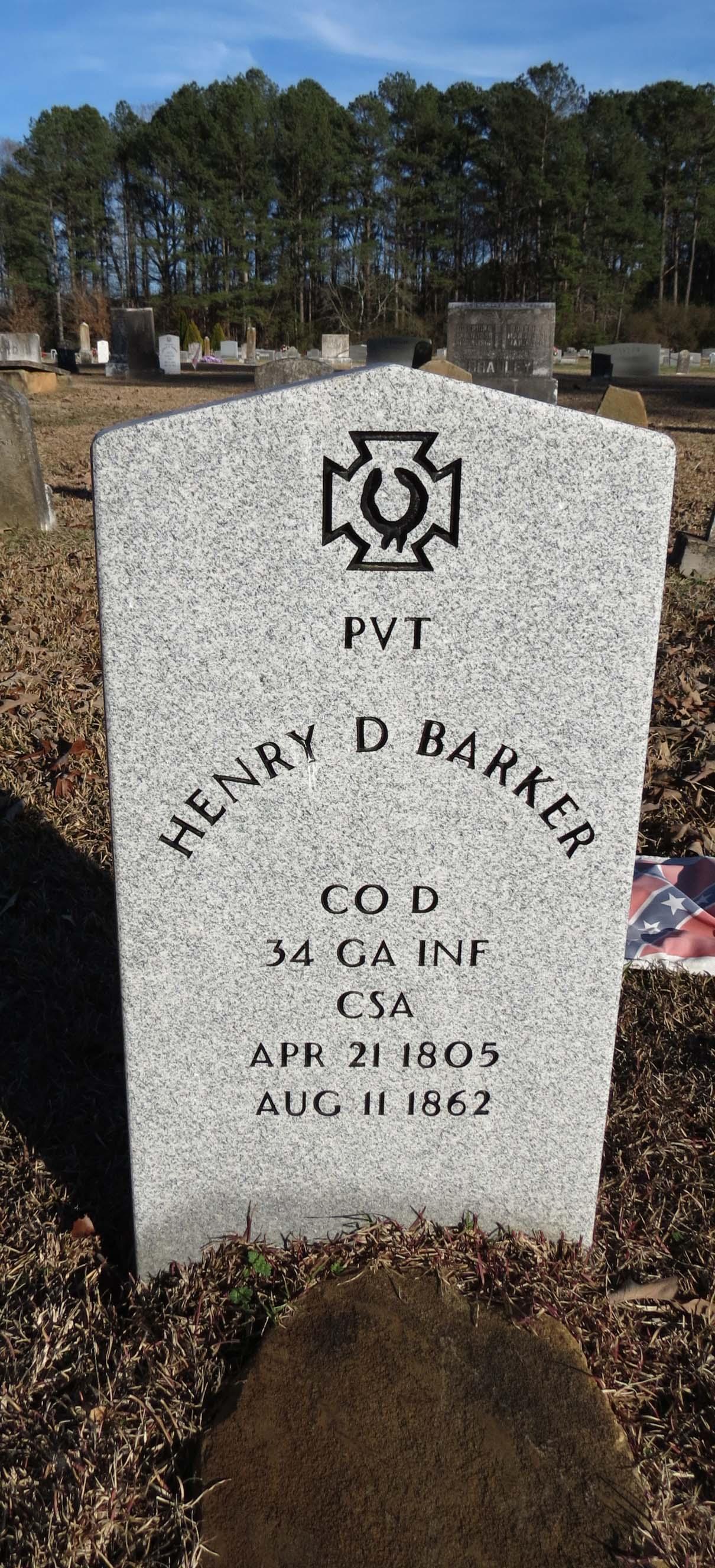 Henry D. Barker