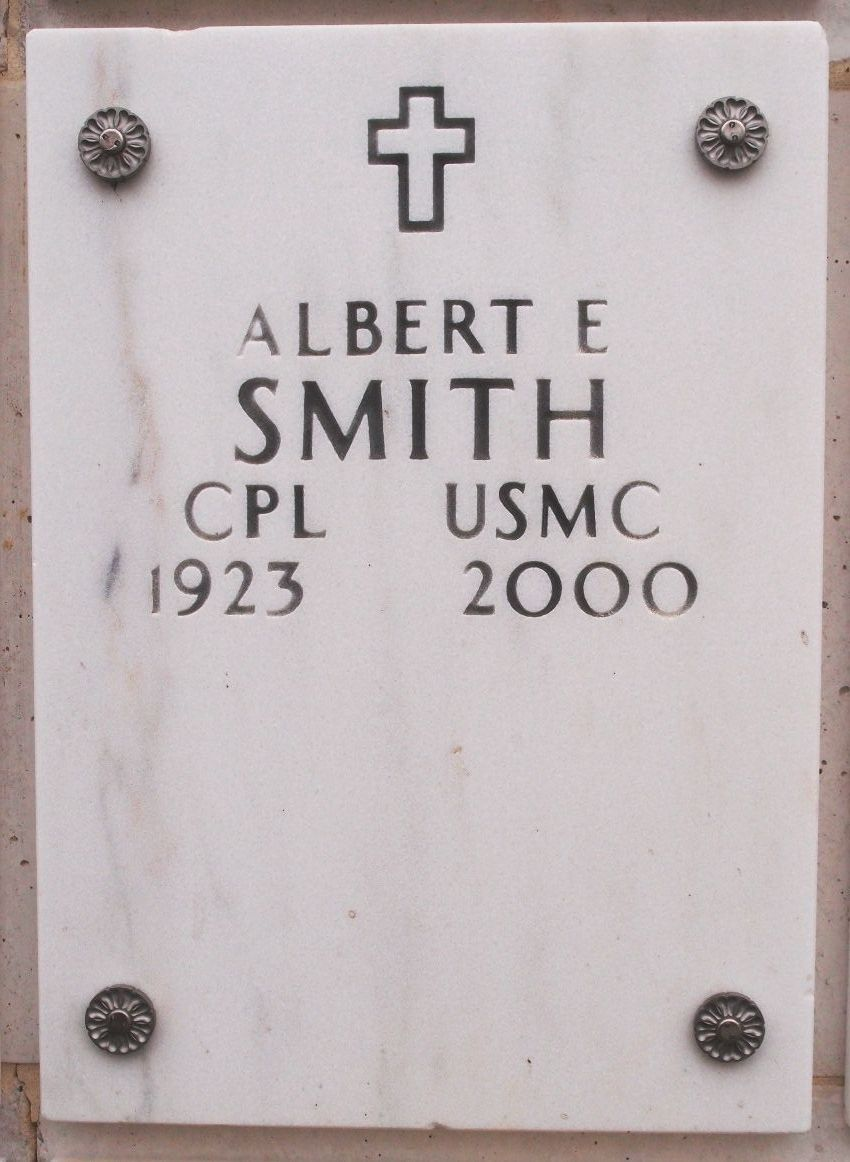 CPL Albert Ellsworth Smith
