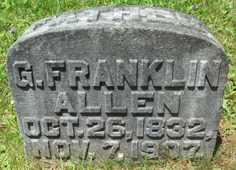 George Franklin Allen