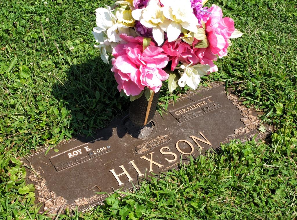 Roy E Hixson