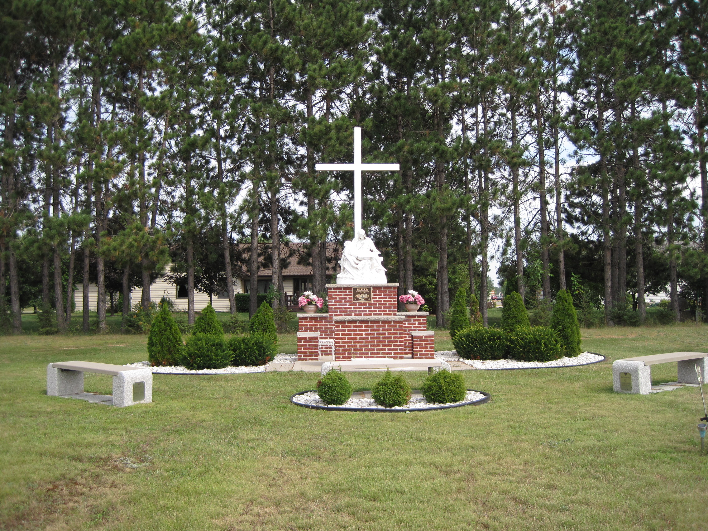 Saint Agnes Church Cemetery