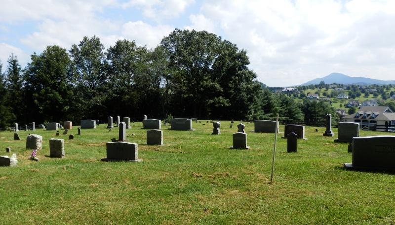Colvard-Bower Cemetery