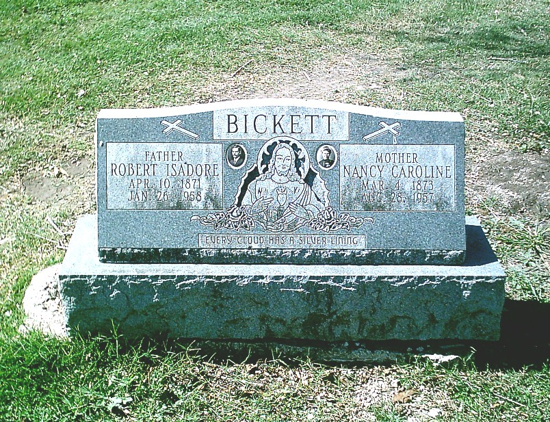 Robert Isadore Bickett