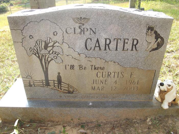 Curtis F Carter
