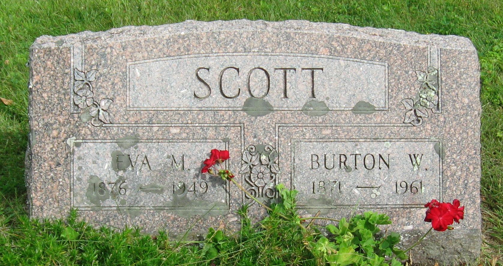 Eva M Scott