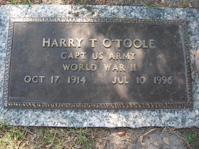 Harry Thomas O'Toole