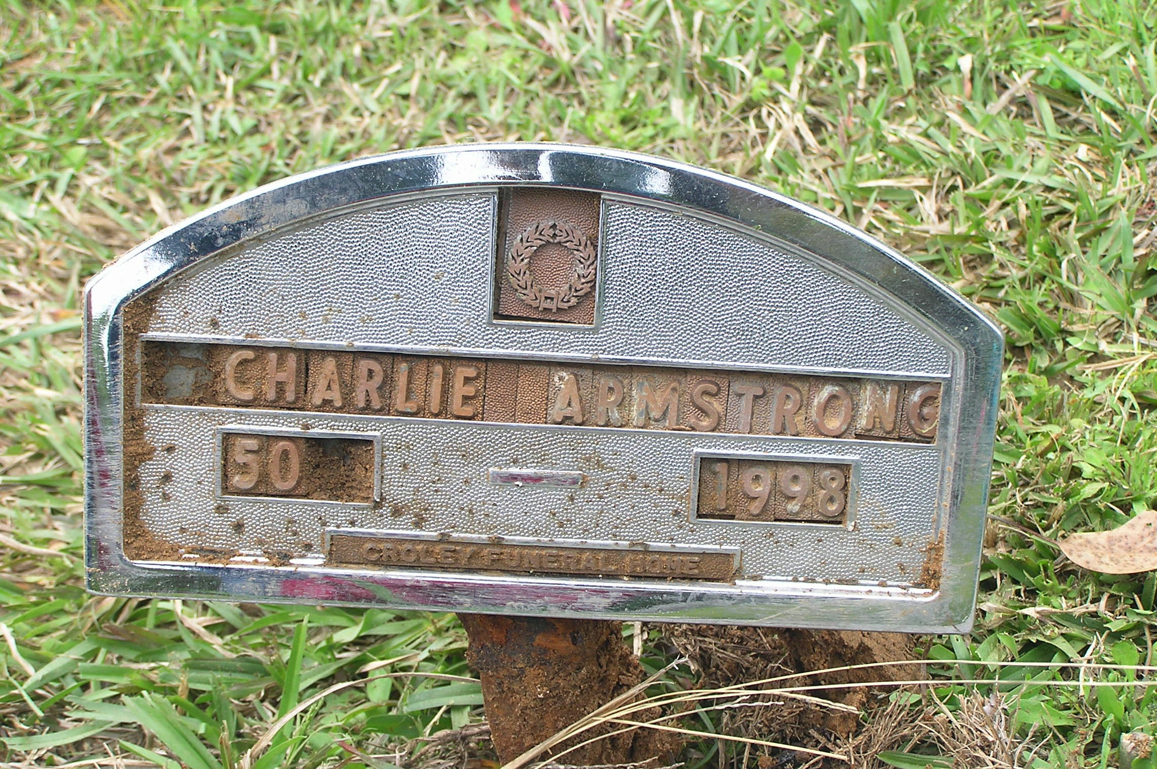 Charlie Carroll Armstrong