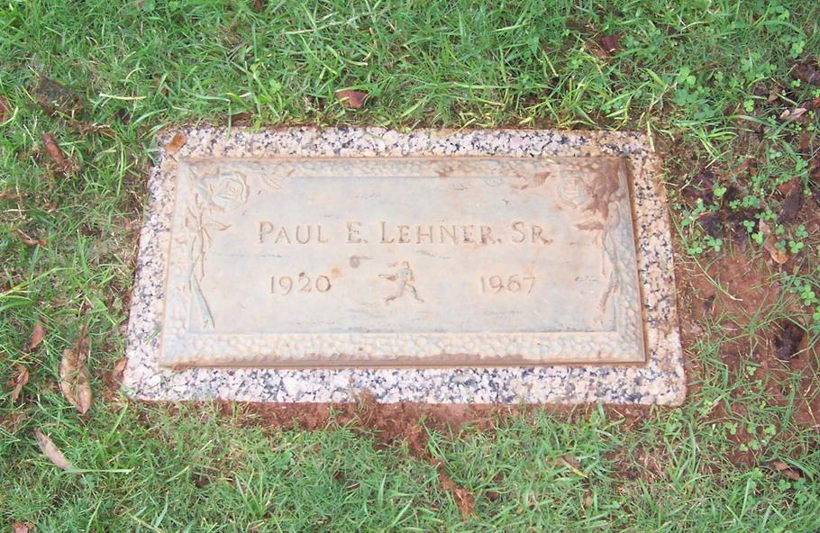 Paul Eugene Gulliver Lehner