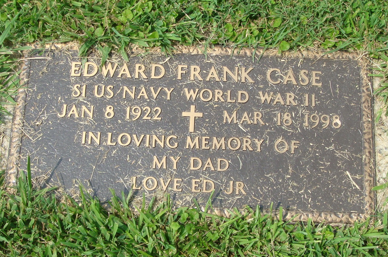 Edward Frank Case
