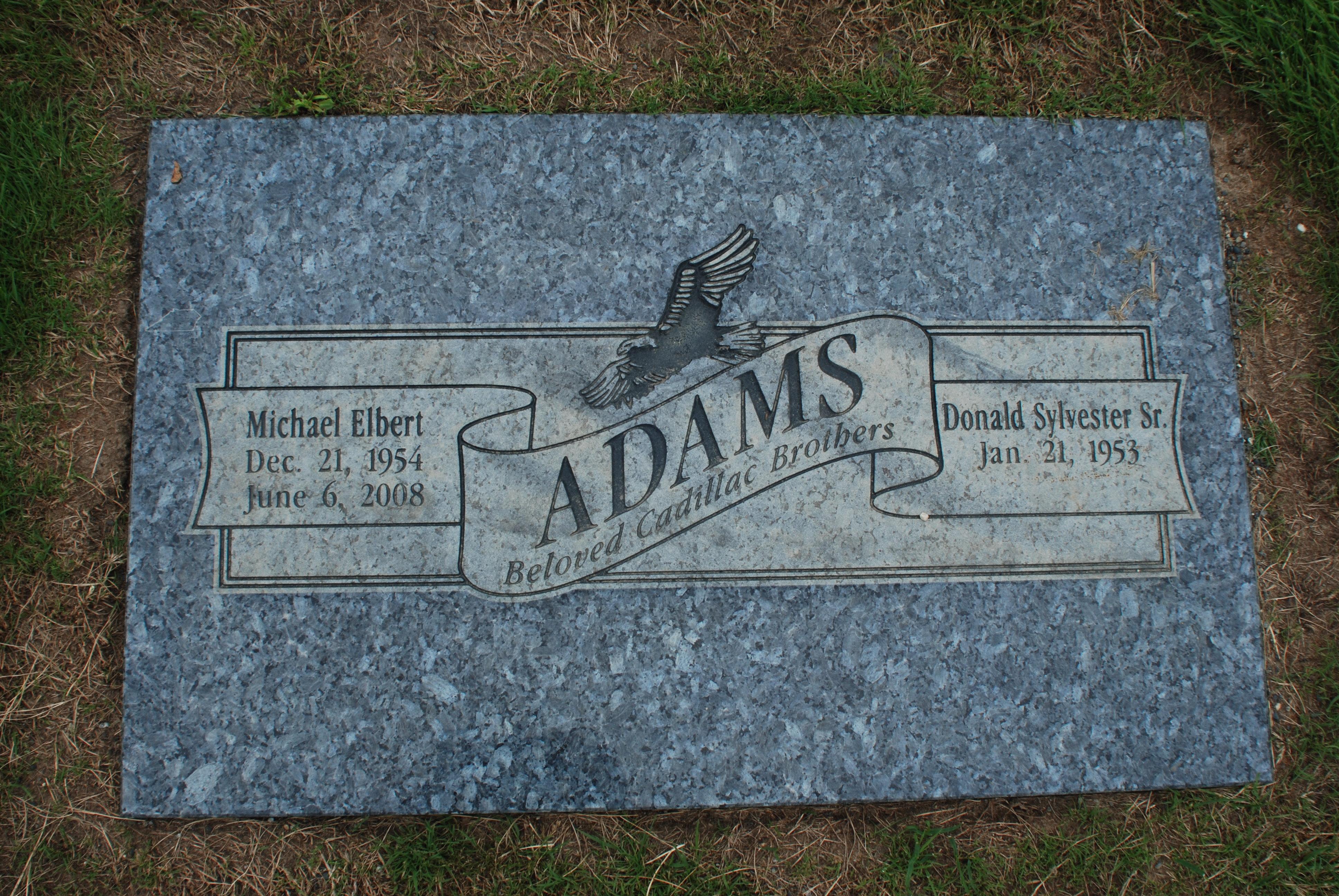 Michael Elbert Adams