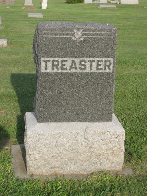 Ida <i>Treaster</i> Adams